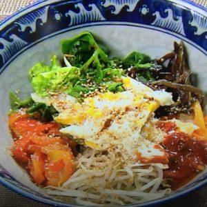 韓国料理ゲジョル ビビンバ