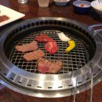 焼肉なべしま 肉