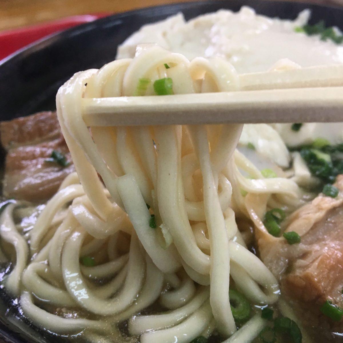 玉屋 前田店 麺
